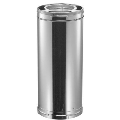 "Duravent 6"" x 36"" Stainless Class A Triple Wall Chimney Pipe"