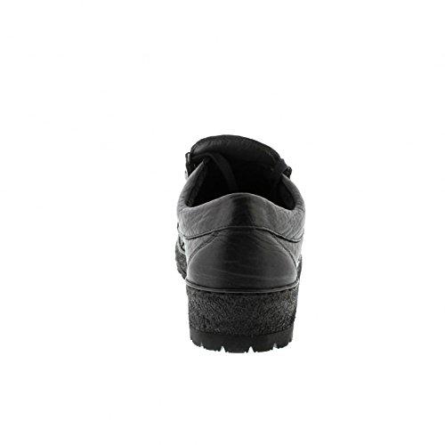 Mephisto-Chaussure Lacet-RAINBOW Noir cuir 714-Homme-43 FR 9 EU ...