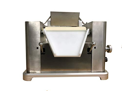 Torrey Hills Technologies - T50 Ointment Mill - 2x7 Three Roll Mill Lab Model Mixer - Ceramic Rollers Rolling Mill - from Golden Bridge Award Gold Prize Winner - Exakt/Ross ()