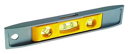 Stanley 42465 Contractor Grade Aluminum Torpedo Level Magnetic