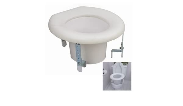 Peachy Amazon Com Alimed Dmi Universal Plastic Raised Toilet Seat Gmtry Best Dining Table And Chair Ideas Images Gmtryco