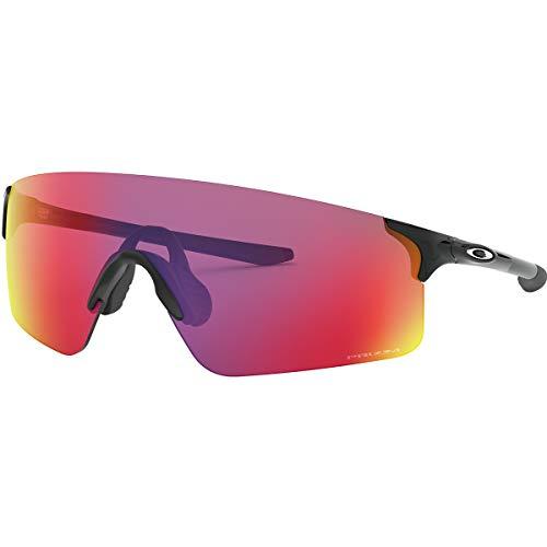 (Oakley Men's EVZero Blades Asian Fit Sunglasses,OS,Polished Black/Prizm Road)