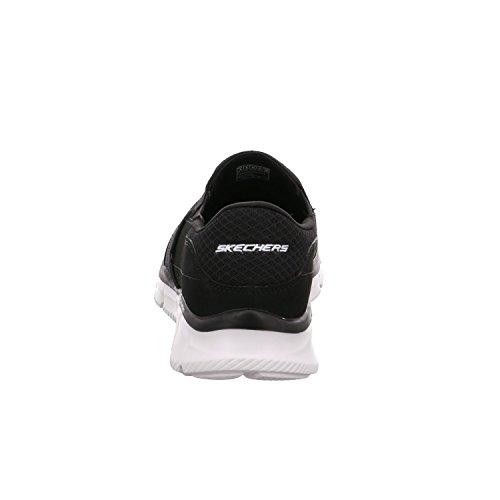 Skechers 51361 BBK - Mocasines para hombre Negro - negro