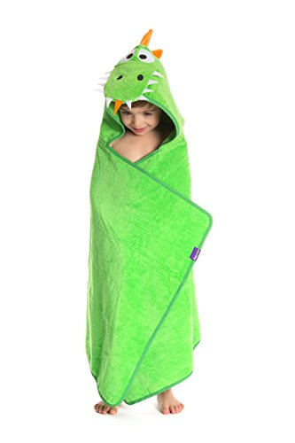 Dinosaur Hooded Towel for Kid