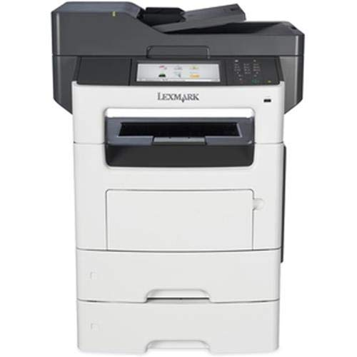 Lexmark MX611DTE Monochrome Printer with Scanner, Copier and Fax - 35S6800 ()