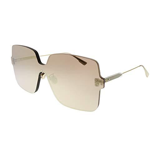 Dior DIOR Color Quake 1 Gold/Brown 99/1/145 Women Sunglasses (Sunglasses Dior)