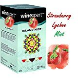 Island Mist Strawberry/Lychee Traminer Wine Kit by Winexpert