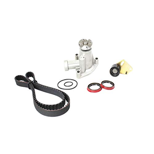 - DNJ TBK448WP Timing Belt Kit with Water Pump for 1995-2001 / Ford, Mazda / B2300, B2500, Ranger / 2.3L, 2.5L / SOHC / L4 / 8V / 140cid, 153cid, 2295cc, 2492cc