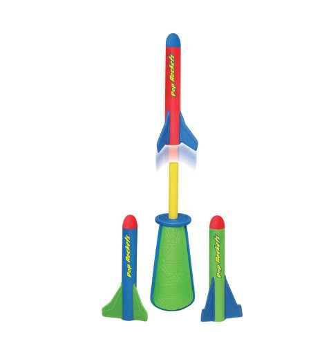 Zing Slide - Zing Pop Rocketz Playset