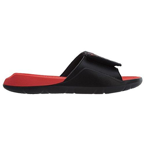 2478119c8 Jordan AA2517-023  Men s Black Infrared Jordan Hydro 7 Retro Premium Slides  (7 D(M) Us Men)