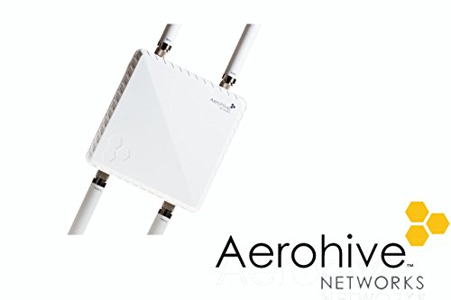 (Aerohive | AH-AP-1130-AC-FCC | AP1130, Outdoor Rated, 2 Radio 2x2 802.11a/b/g/n/ac, 1 10/100/1000, FCC regulatory domain, Without Power Supply. Includes HiveManager Connect & HiveCare Community.)