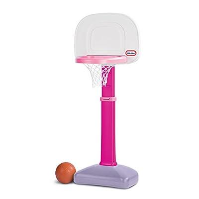 Little Tikes TotSports Easy Score Basketball Set: Toys & Games