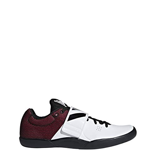 adidas Adizero Discus/Hammer Shoe Unisex Track Field White