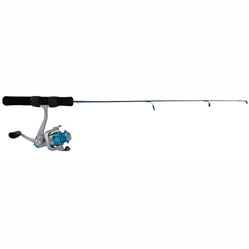 Shakespeare Glacier Ice Fishing Spinning Combo