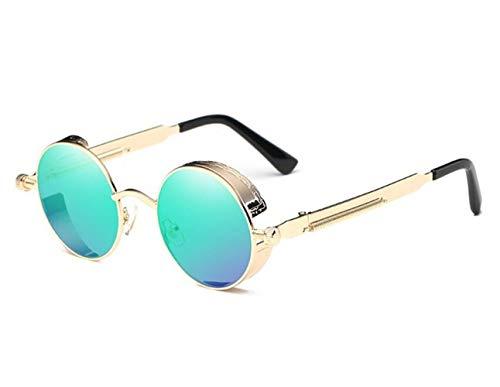 conduite en FlowerKui pour protection la de UV400 lunettes de air Hommes plein soleil Golden de soleil lunettes Femmes Mode Lunettes rqaZwr4R