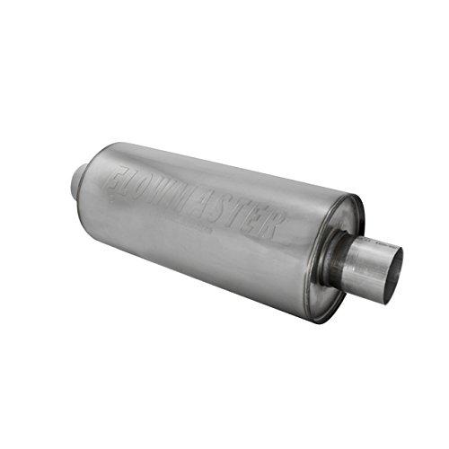 - Flowmaster 12014310 DBX Muffler - 2.00 Center IN / 2.00 Center OUT - Moderate Sound