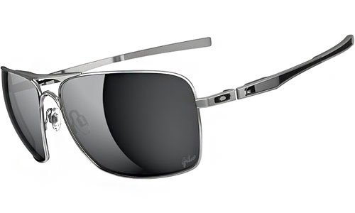 amazoncom oakley mens plaintiff squared giba signature series sunglasses lead frameblack iridium lens shoes