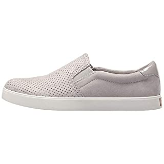 Dr. Scholl's Shoes Women's Madison Sneaker, Grey, 9