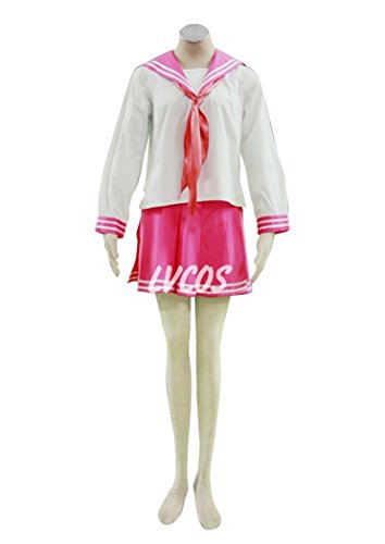 Anime Cosplay Costume Lucky Star - Ryou-ou Gakuen Female Winter (Lucky Star Halloween Costumes)