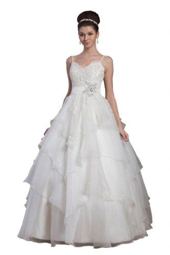 Bridal Gown Handkerchief - 8