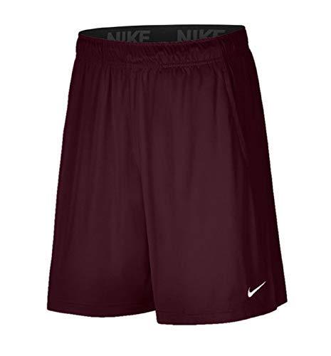 Nike Youth Boys Dry Fly Shorts (Small, Maroon) by Nike