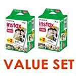 Fujifilm Instax Mini Film Bundle Pack...