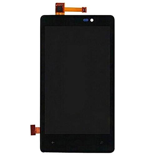 Replacement Pats, iPartsBuy LCD Display + Touch Screen Digitizer Assembly for Nokia Lumia 820