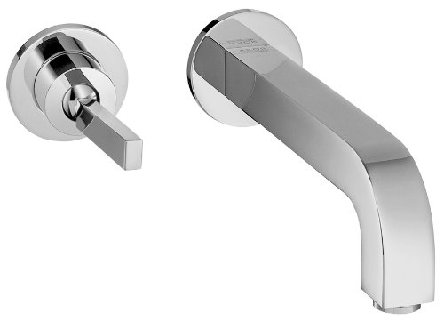 AXOR AXOR Citterio  Modern 1-Handle  3-inch Tall Bathroom Sink Faucet in Chrome, 39116001