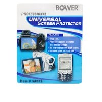 Bower SAD12 LCD Universal Screen Protector for Digital