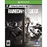Tom Clancy's Rainbow Six: Siege for Xbox One rated M - Mature