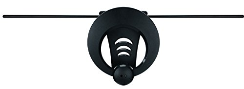 Antennas Direct (Antennas Direct HDTV Antenna Clearstream 1Max 40 Mile Black (C1MV))