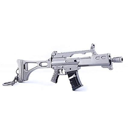 Juego 1/6 Pistola de Cuchillos metálicos Movimiento Dibujo ...