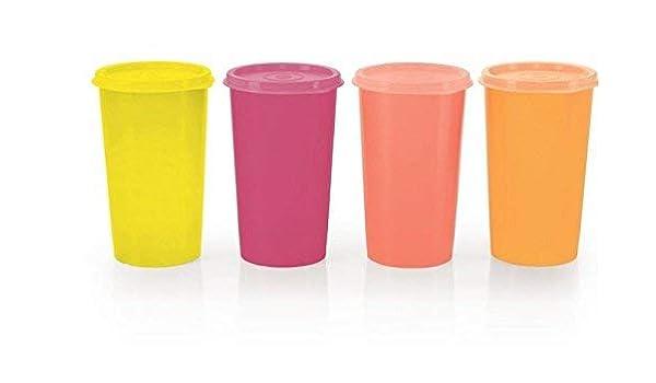 Tupperware Rainbow Tumblers (set of 4) 340 ml by Tupperware ...