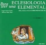 Para leer una eclesiología elemental