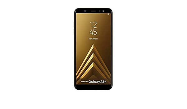 Samsung Galaxy A6 Plus 32 GB Dual UK SIM-Free Smartphone: Amazon ...