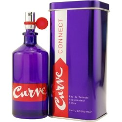 Liz claiborne curve connect edt spray 34 oz frgldy