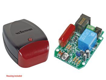 - Velleman VM144 Telephone Ring Detector with Relay Output
