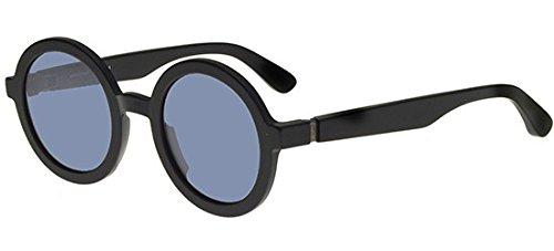 Mykita MYKITA STUDIO 3.1 MATTE BLACK/MATTE BLUE 49/24/145 women Sunglasses (Mykita Glas)