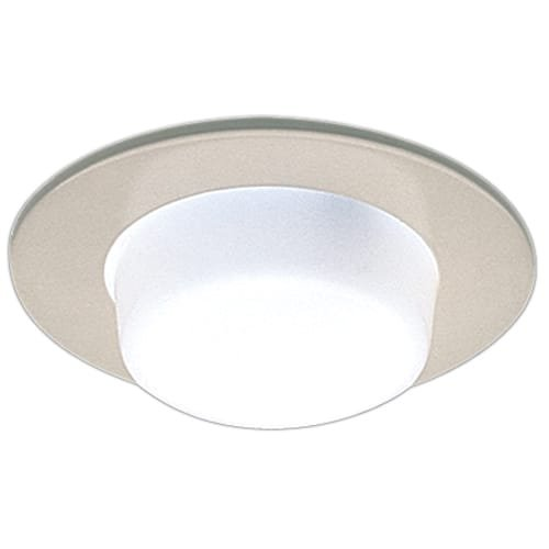 "Elco Lighting EL916C 4/"" Shower Trim with Drop Opal Lens EL916"