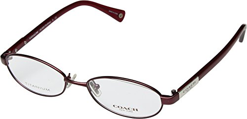 COACH Women's 0HC5051TD Burgundy One - Coach Prescription Sunglasses