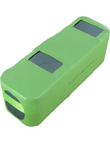 Batterie pour AGAIT E-CLEAN EC01, 14.4V, 2800mAh, Ni-MH AboutBatteries 532007