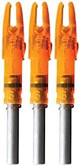 Lumenok Lighted GT Nock HD Orange 1 Pack