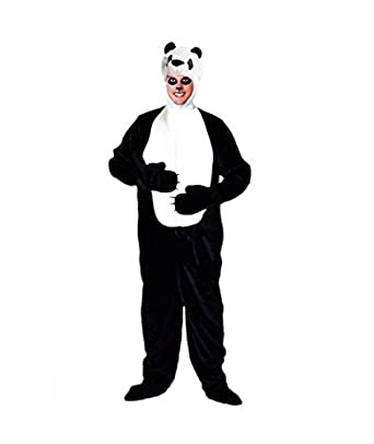 Disfraz de Oso panda Pelucha - L: Amazon.es: Ropa y accesorios