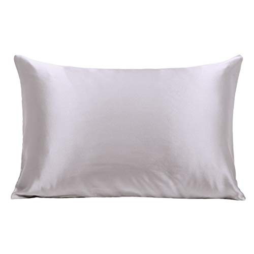 Bedding Hot Pure Mulberry Silk Pillow Case Pillowcase Covers Housewife Queen Standard Firm In Structure
