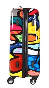 Heys - Künstler Britto Flowers Trolley mit 4 Rollen Medium