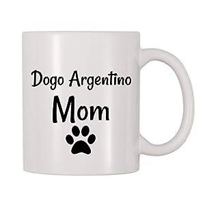 4 All Times Dogo Argentino Mom Coffee Mug (11 oz) 32