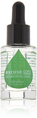 (Karlash Excuse Me Nail Polish Ultra Fast Drying Drops 0.5 oz 15ml)