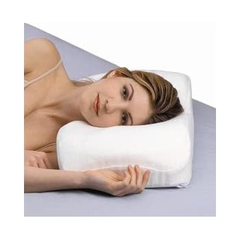 Amazon Com Splintek Sleepright Side Sleeping Pillow