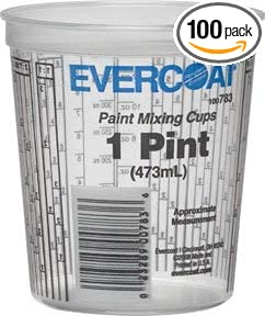Paint Mixing Cups Pint 100