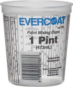 Evercoat 783 Pint Paint Mixing Cup (100 per Case), Pack